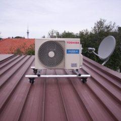 De hybride warmtepomp met zonnepanelen